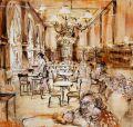 Café schnaps