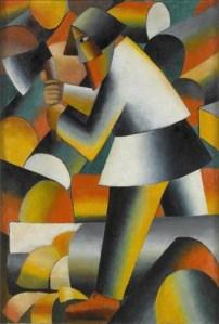 Le bûcheron, 1911-1912