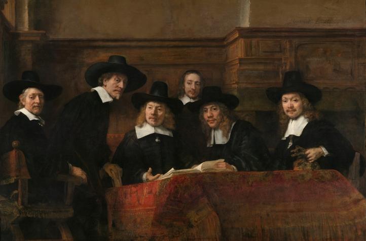 De Staalmeesters, Rijksmuseum
