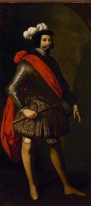 Francisco de Zurbarán (1598–1664) San Fernando, 1630–34 © State Hermitage Museum, St Petersburg