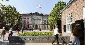 Le Noordbrabants Museum, Musée du Brabant du Nord. Bois-le-Duc ('s-Hertogenbosch).