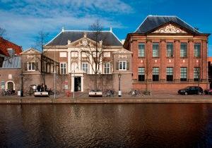 """Musée """"La Halle aux Draps"""" (Lakenhal), Leyde"""